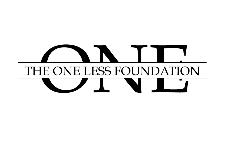 One Less Foundation Logo.png