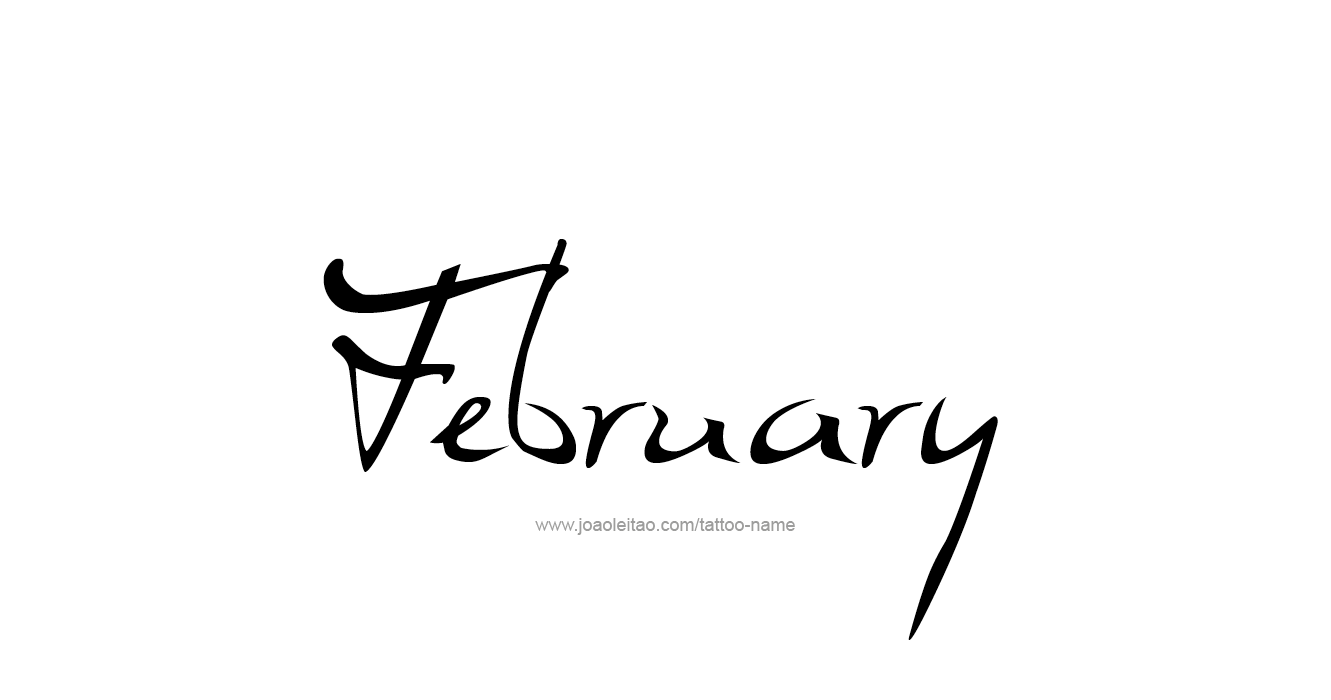 tattoo-design-months-name-february-01.png