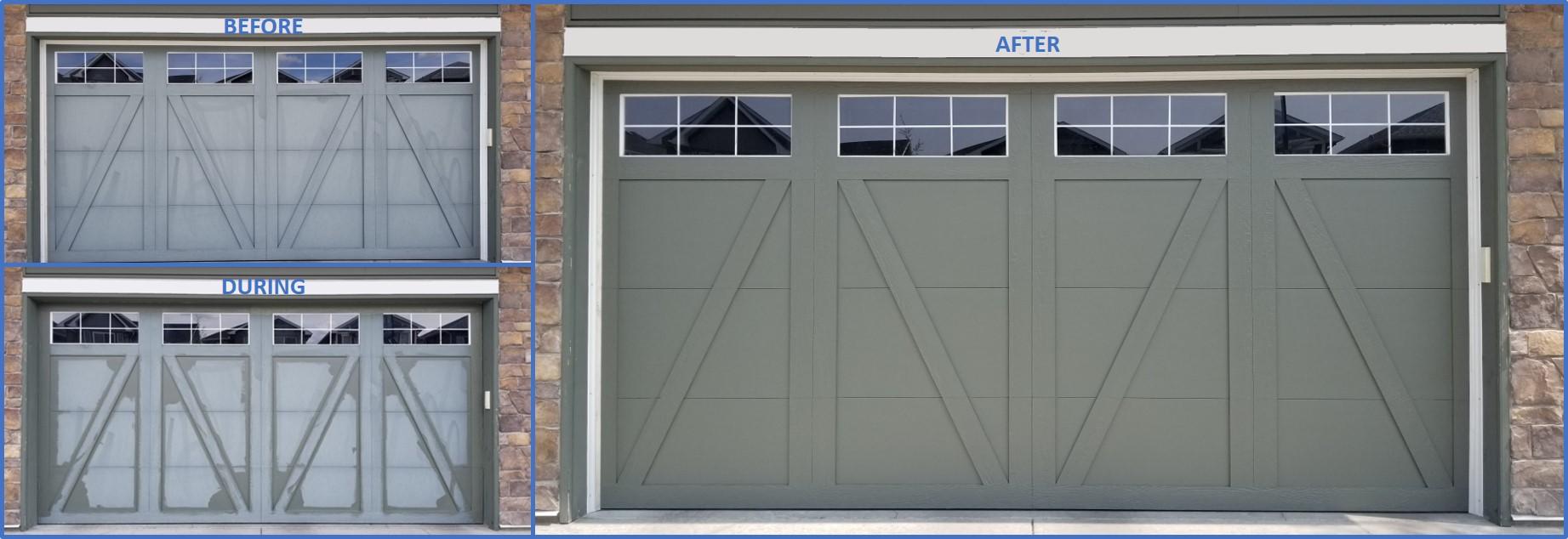 Garage Door Paint