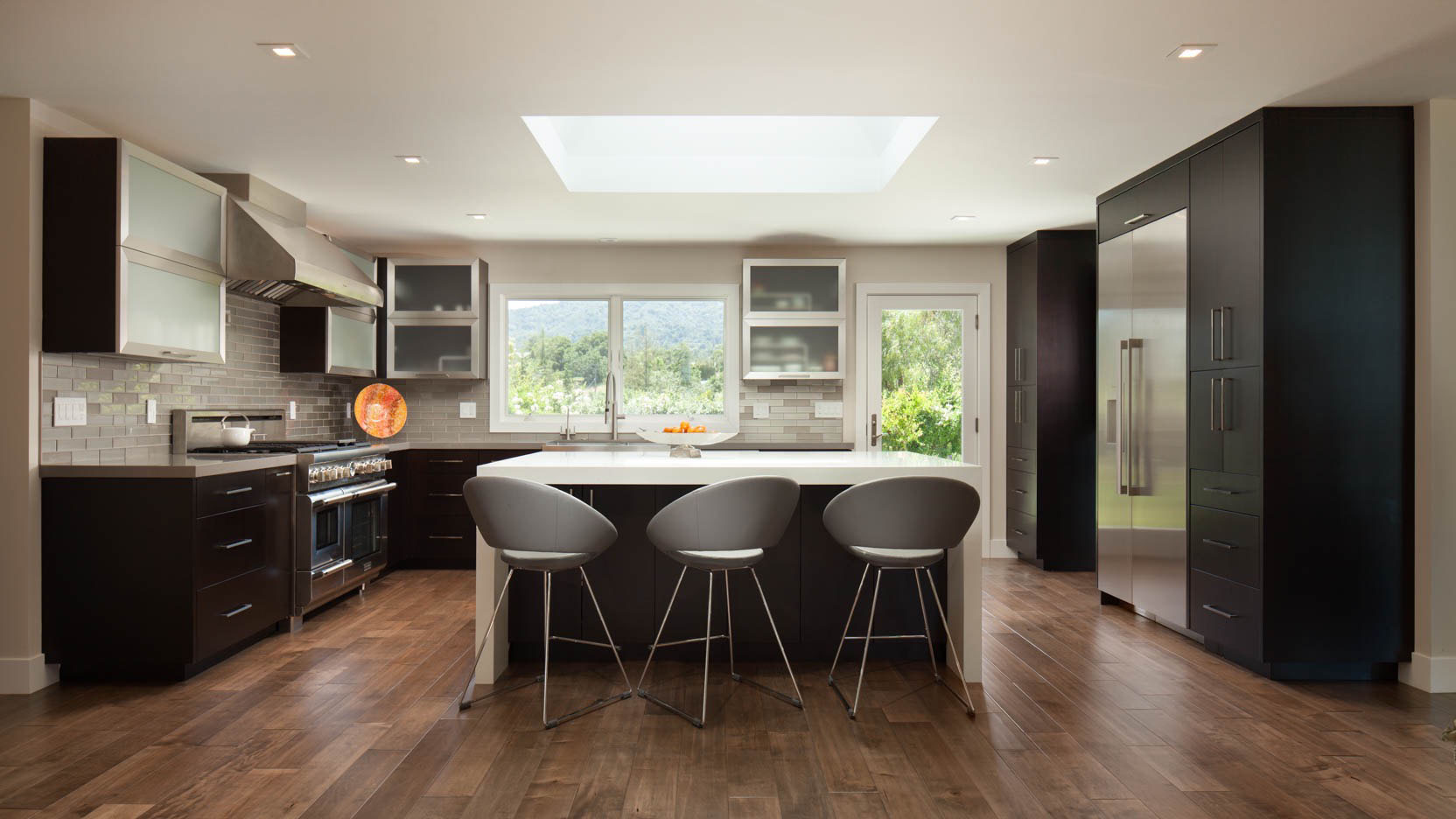 Modern Loa Altos kitchen