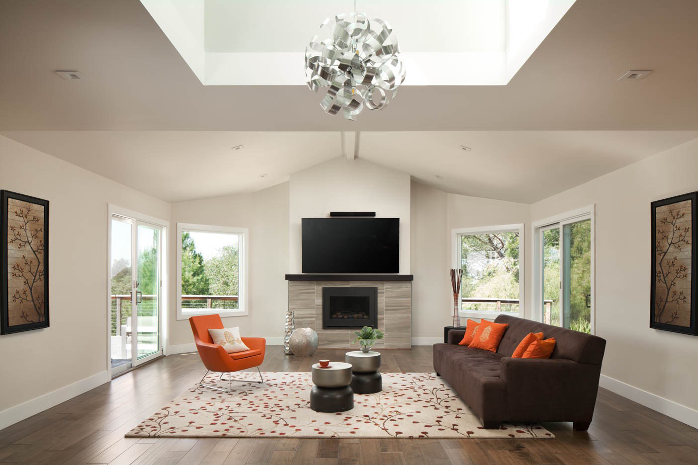 Los Altos Family room