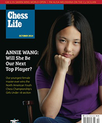 Originally published in  Chess Life , October 2014