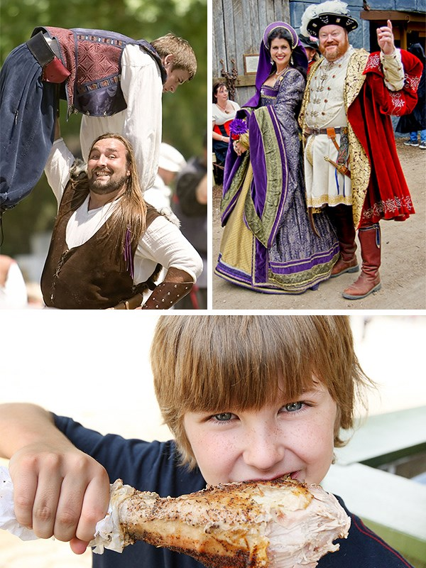 photography courtesy of Scarborough Renaissance Festival, used by D Magazine