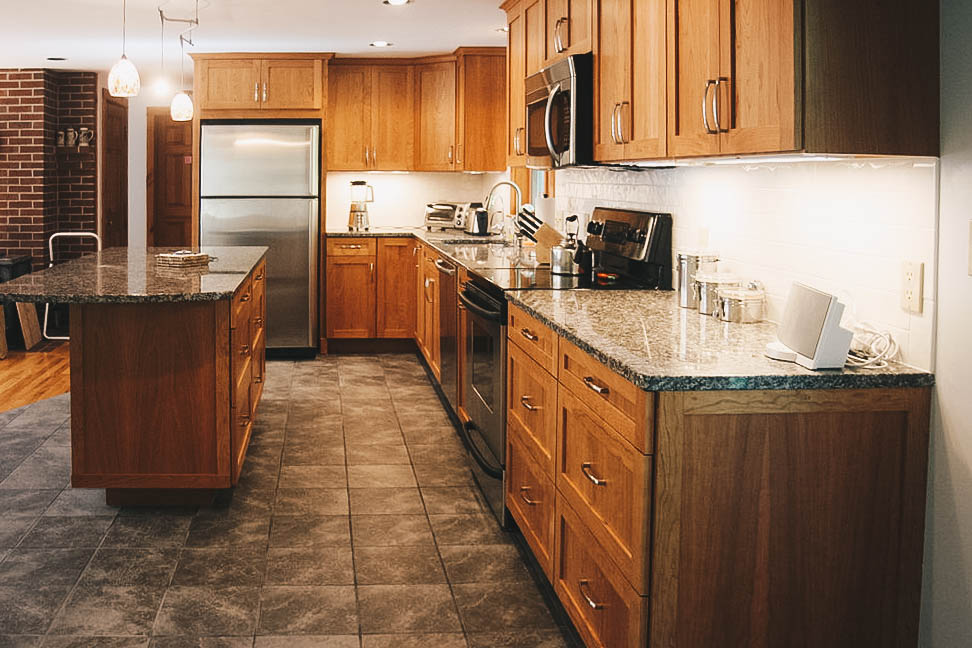 CostLess - Your new kitchen reface and functional upgrade could cost 30-50% less than traditional remodelling.