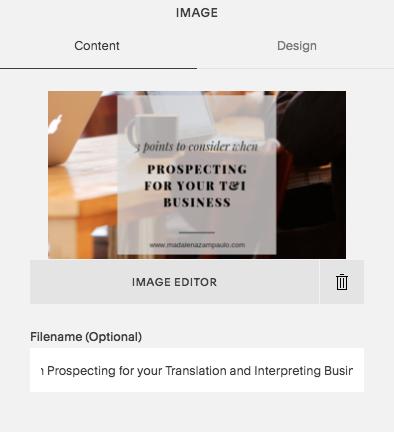 Renaming Photos on Squarespace