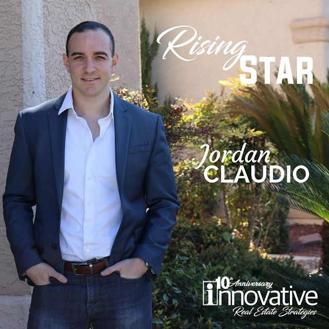This month we are shining the spotlight on Jordan Claudio! We welcomed him to IRES back in December of 2017. As of right now, Jordan has six transactions in escrow! That is a huge accomplishment and we are so proud of his hard work. You can reach Jordan at Jordan@IRESVegas.com or 702-515-9655. • • • • • • #risingstar #TeamIRES #realestate #brokerage #IRESVegas #topagent #lasvegasrealestate #vegasrealtors #hud #broker #vegashomes #summerlinlv #homesweethome #hendersonnevada #lasvegas #buyahouse #sellyourhouse #vegasparents #centennialhills #centennialhillslv #downtownsummerlin #summerlinsouth #summerlin