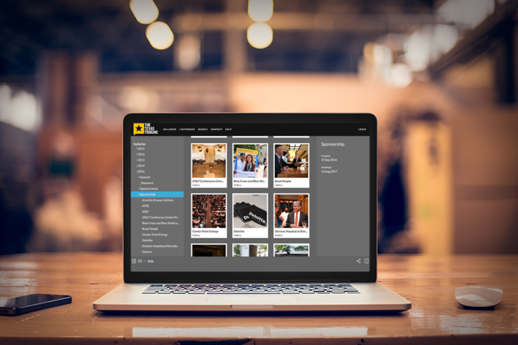Photo editing and production for events, corporations, and publications