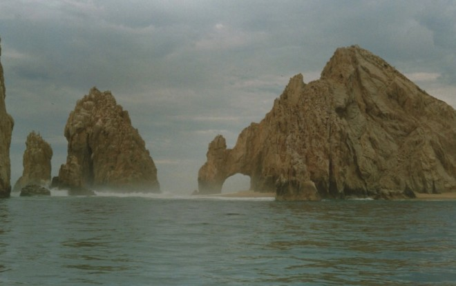 Arriving at Cabo San Lucas and a new reality