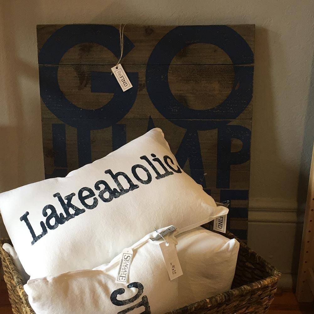 Lake Home Decor