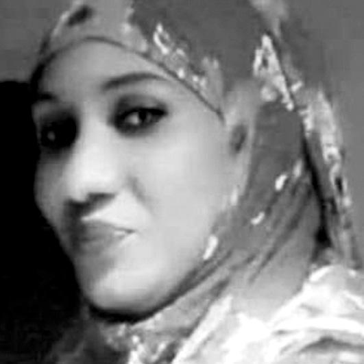 - Aminatou Diallo, 25 år.