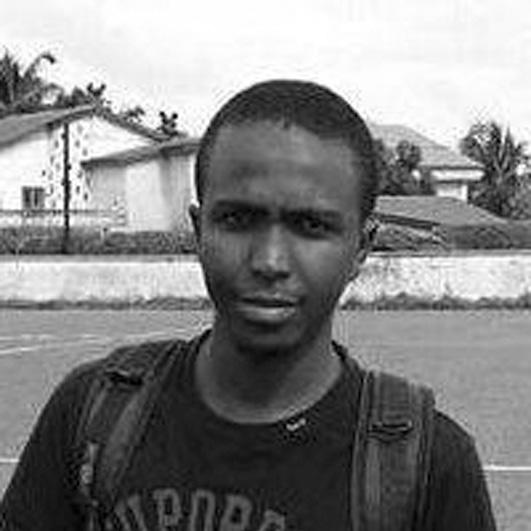 - Tidiane Jalloh »TJ« Bah, 17 år