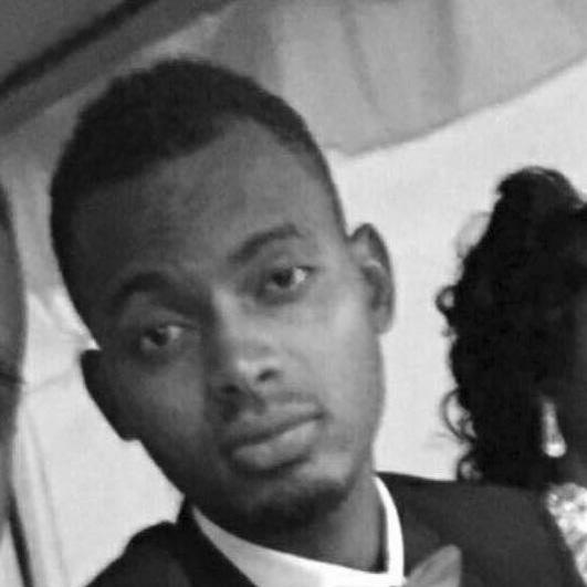 - Alpha Moron Diallo,23 år.