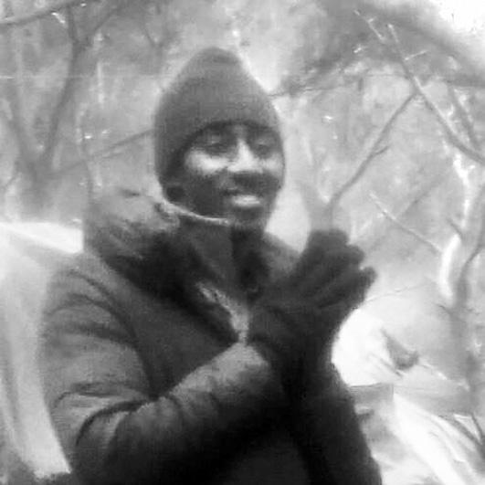 - Mamadou Saliou Bah, 19 år.