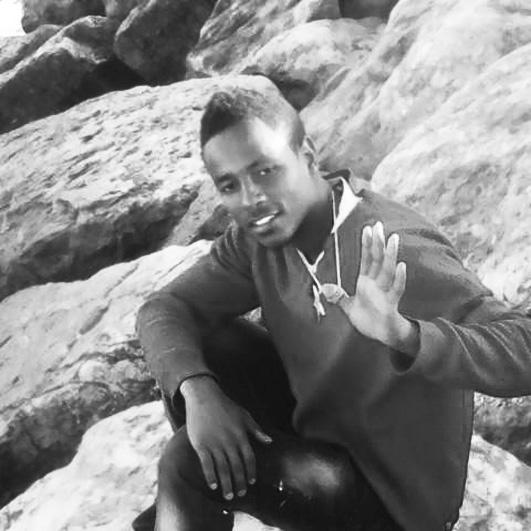 - Mamadou Saliou Bah, 23 år.