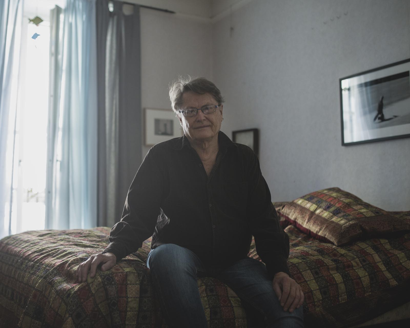 NU KRÄVS ÄNNU MER SJÄLVREFLEKTION - Erik Centerwall, Befria mannen. 1971–tidigt 1980-tal