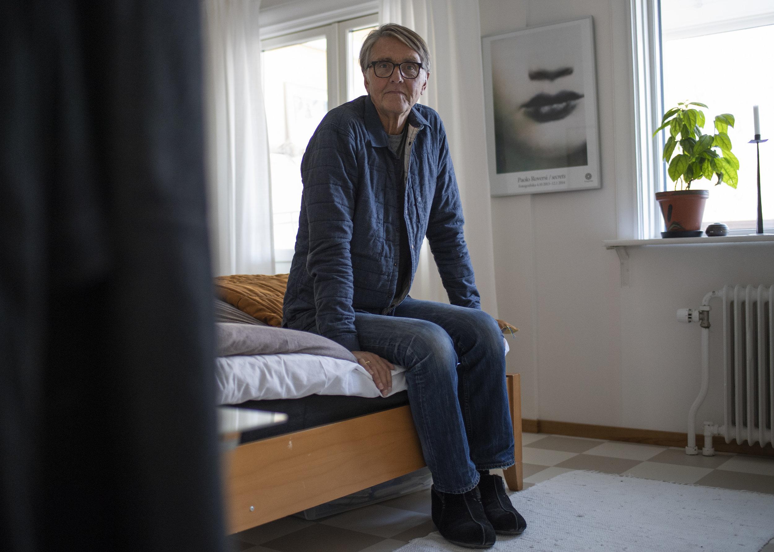 DET ÄR OK ATT TA STÄLLNING MOT VÅLD MOT KVINNOR - Hans Hansson, Piteåuppropet. 2004–2009