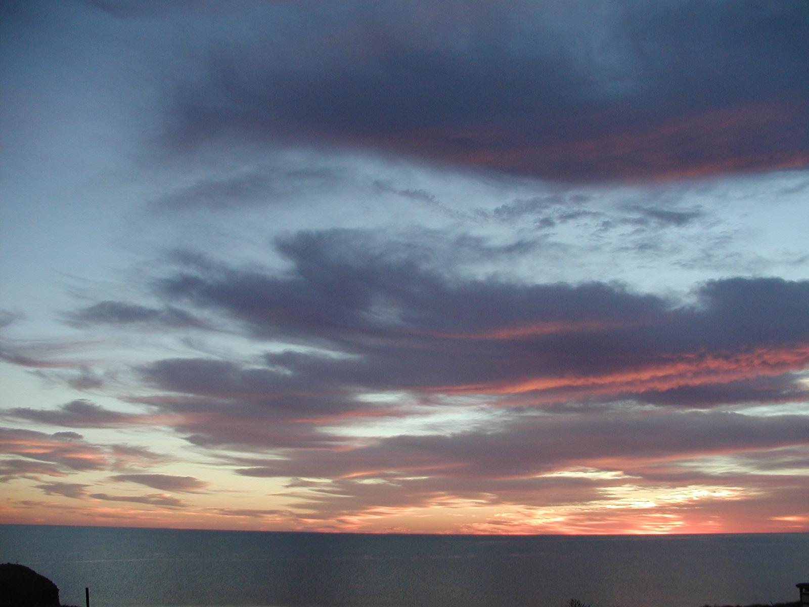 Dapple Sky