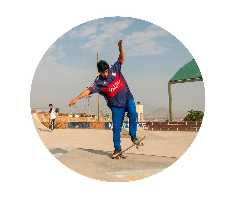 Skatepark program -