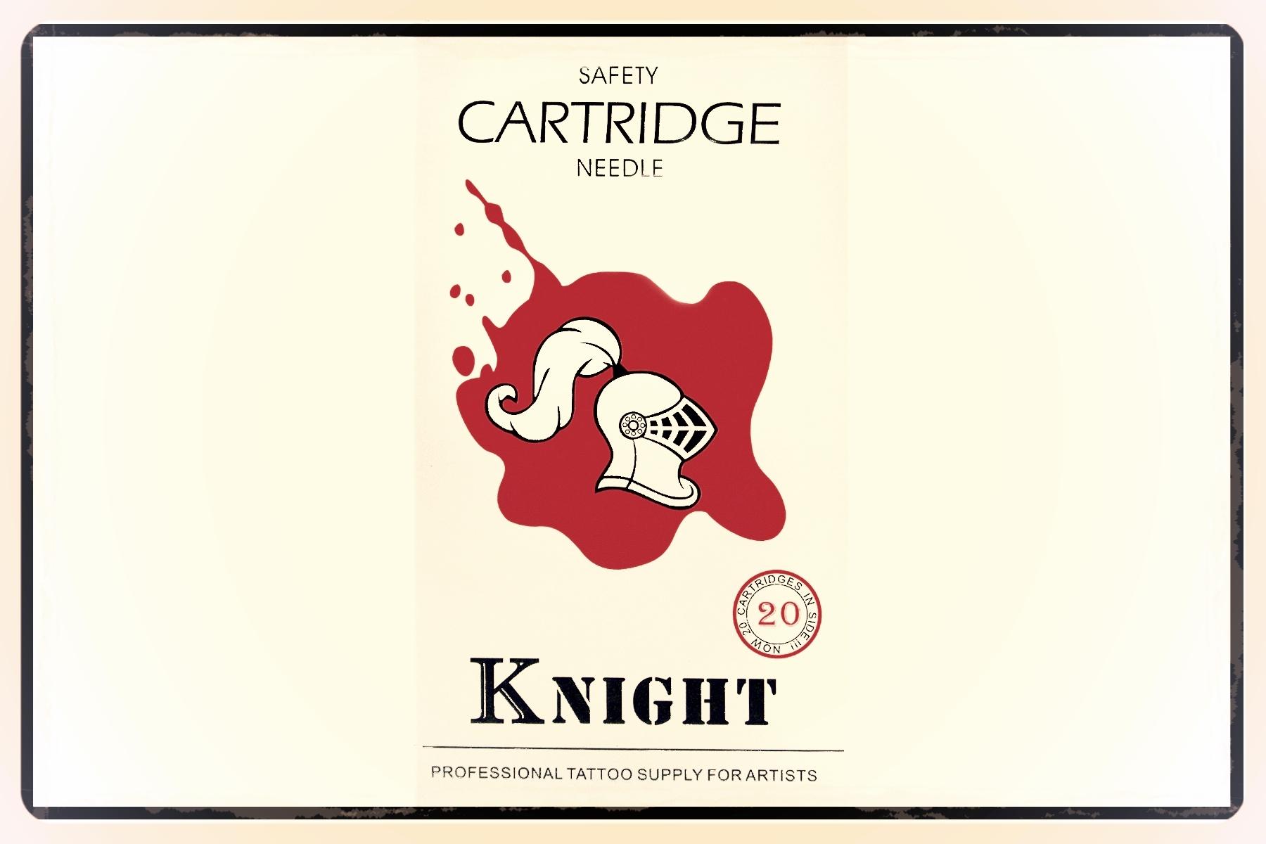 KNIGHT CARTRIDGE NEEDLES