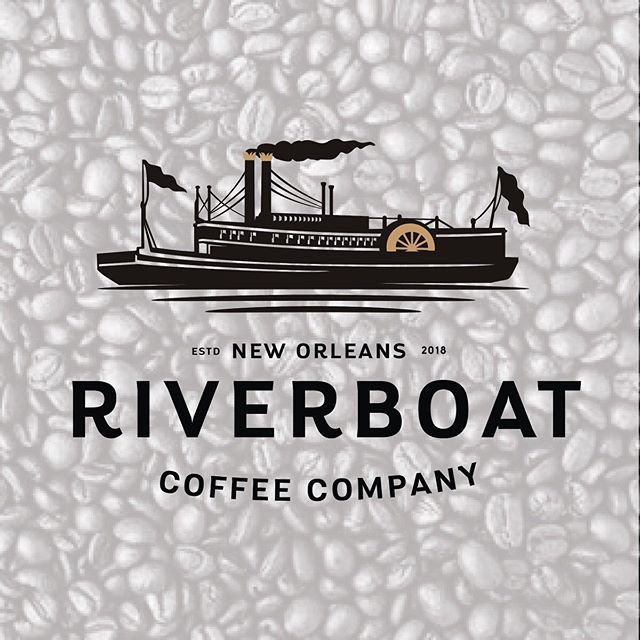 Another incredible brand development complete! Thank you @riverboatcoffeecompany for your incredible vision.