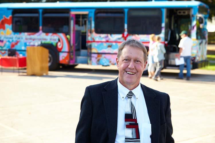 River Road Park Recreation Superintendent, Dale Weigandt.