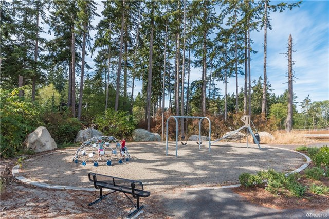 This community playground & a separate common area perfect for year-round fun, will keep the family busy & your mind at ease...