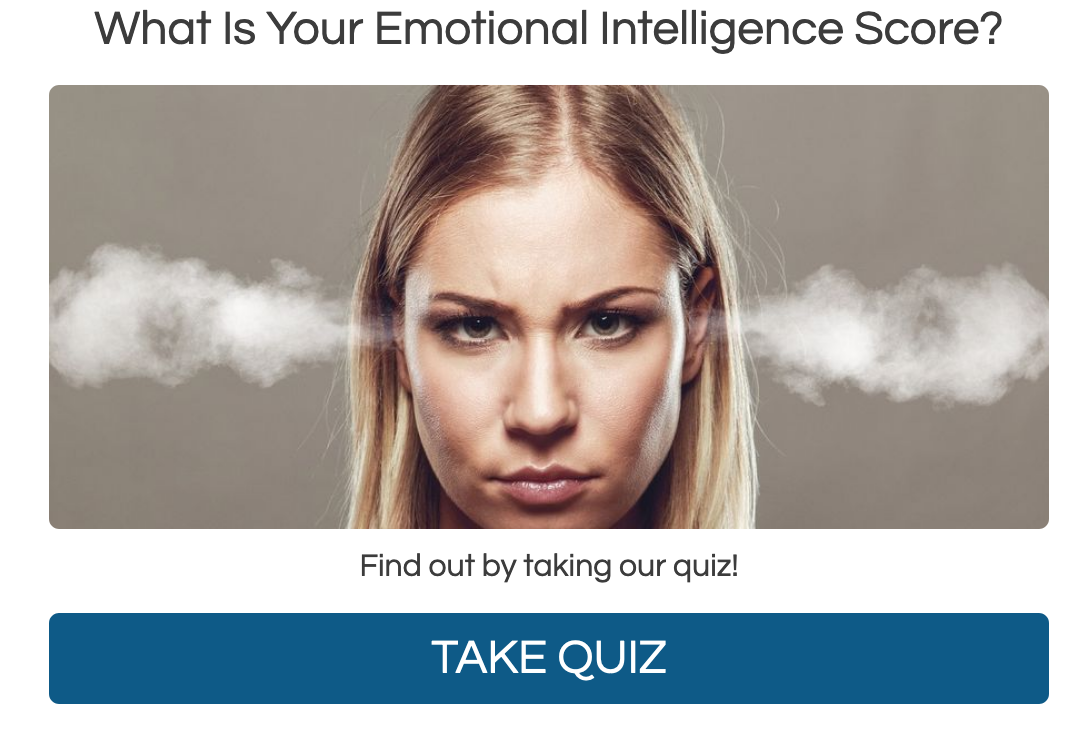Does your Emotional IQ need some work? - Find out here!