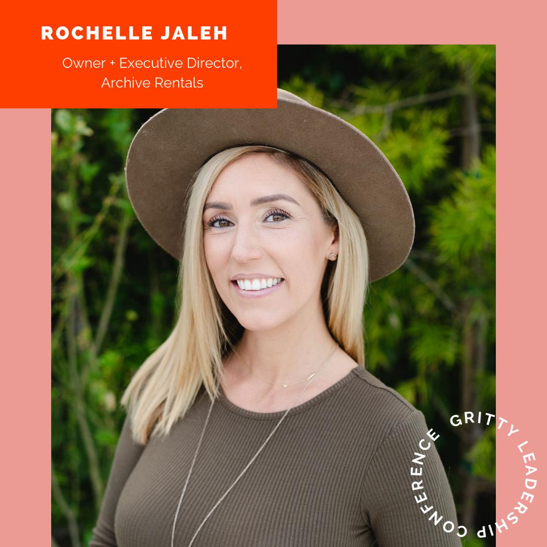 Rochelle Jaleh