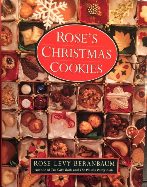 James Beard Award: Rose's Christmas Cookies, Baking and Desserts, 1991.jpg