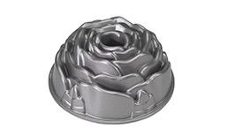Rose pan 10 cup