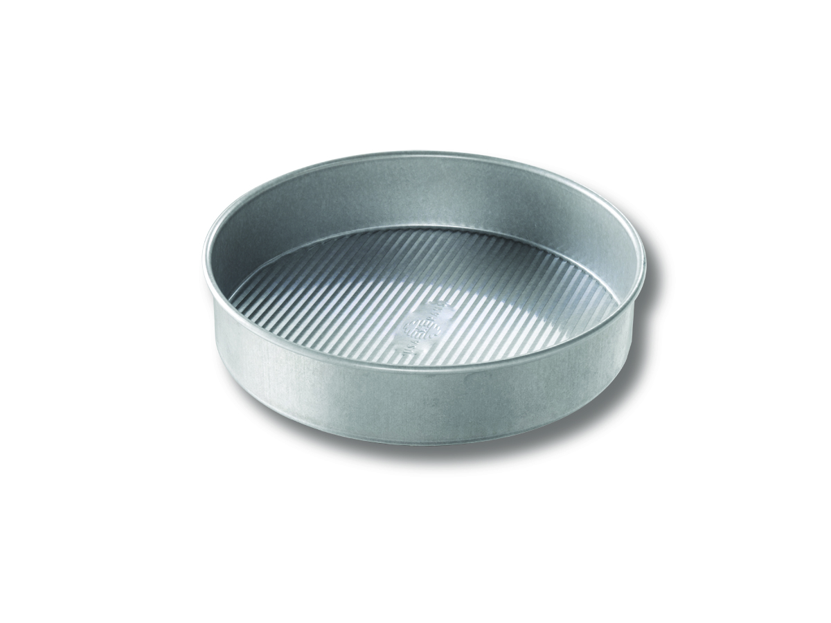 nonstick steel round cake pan