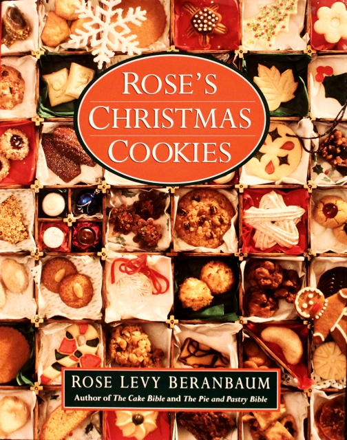 James Beard Award: Rose's Christmas Cookies, Baking and Desserts, 1991.jpg