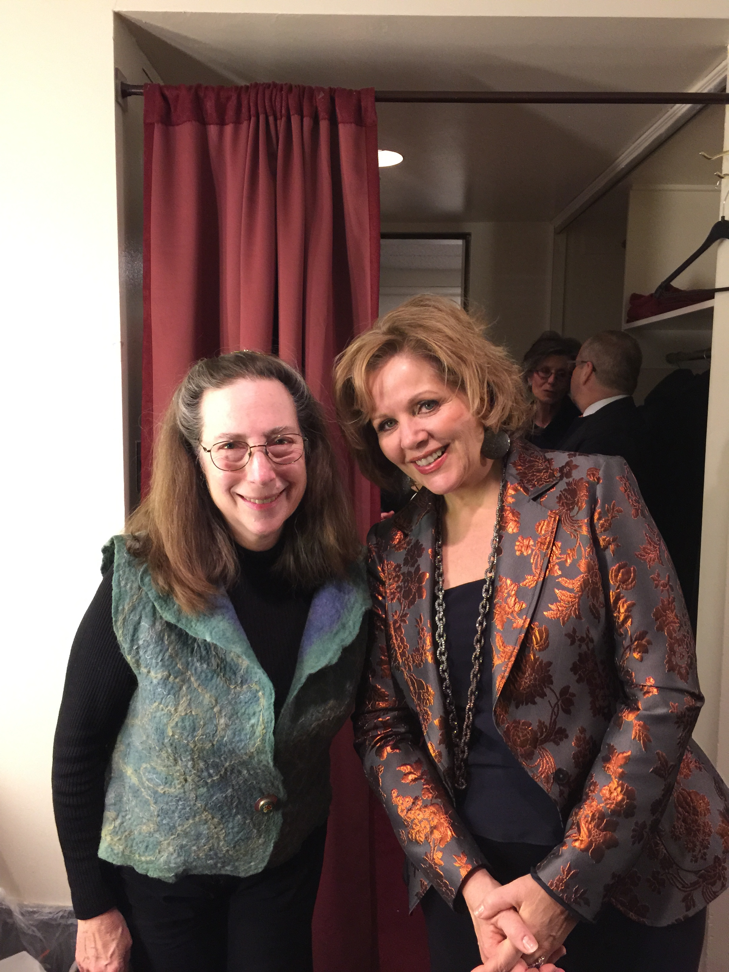 Rose & Renée Fleming