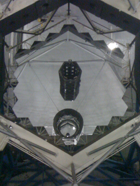 Keck Telescope, Hawaii