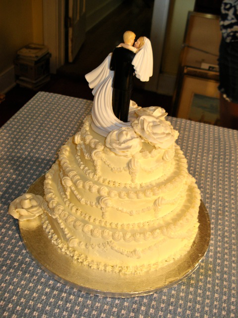 Wedding Cake for Laura Goodbody