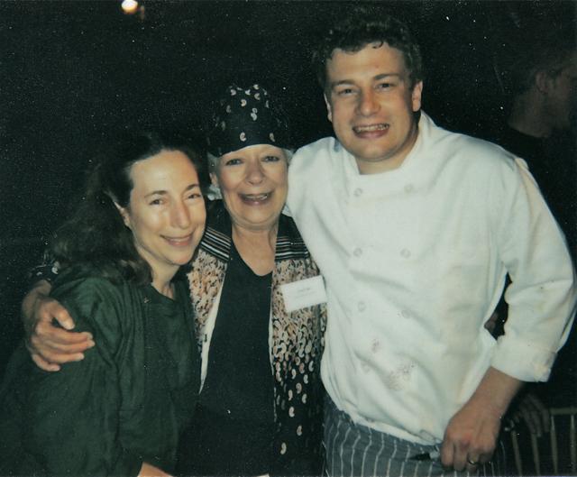Rose, Dianne Boate, Jamie Oliver