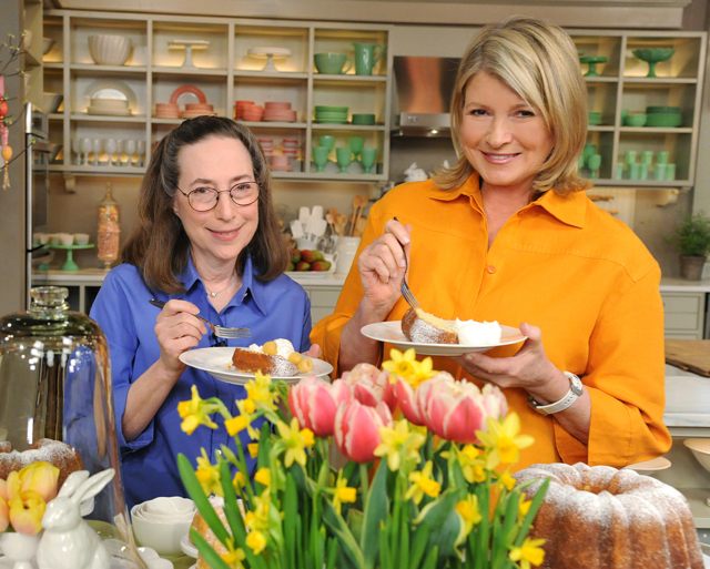 Martha Stewart Easter Show