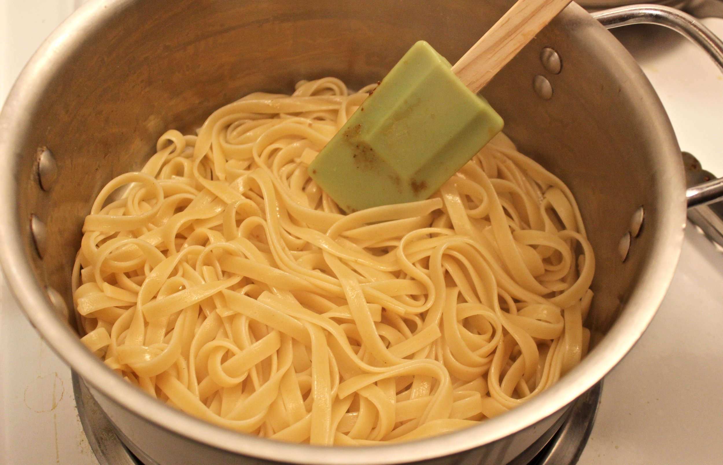 22. Cooked Noodles