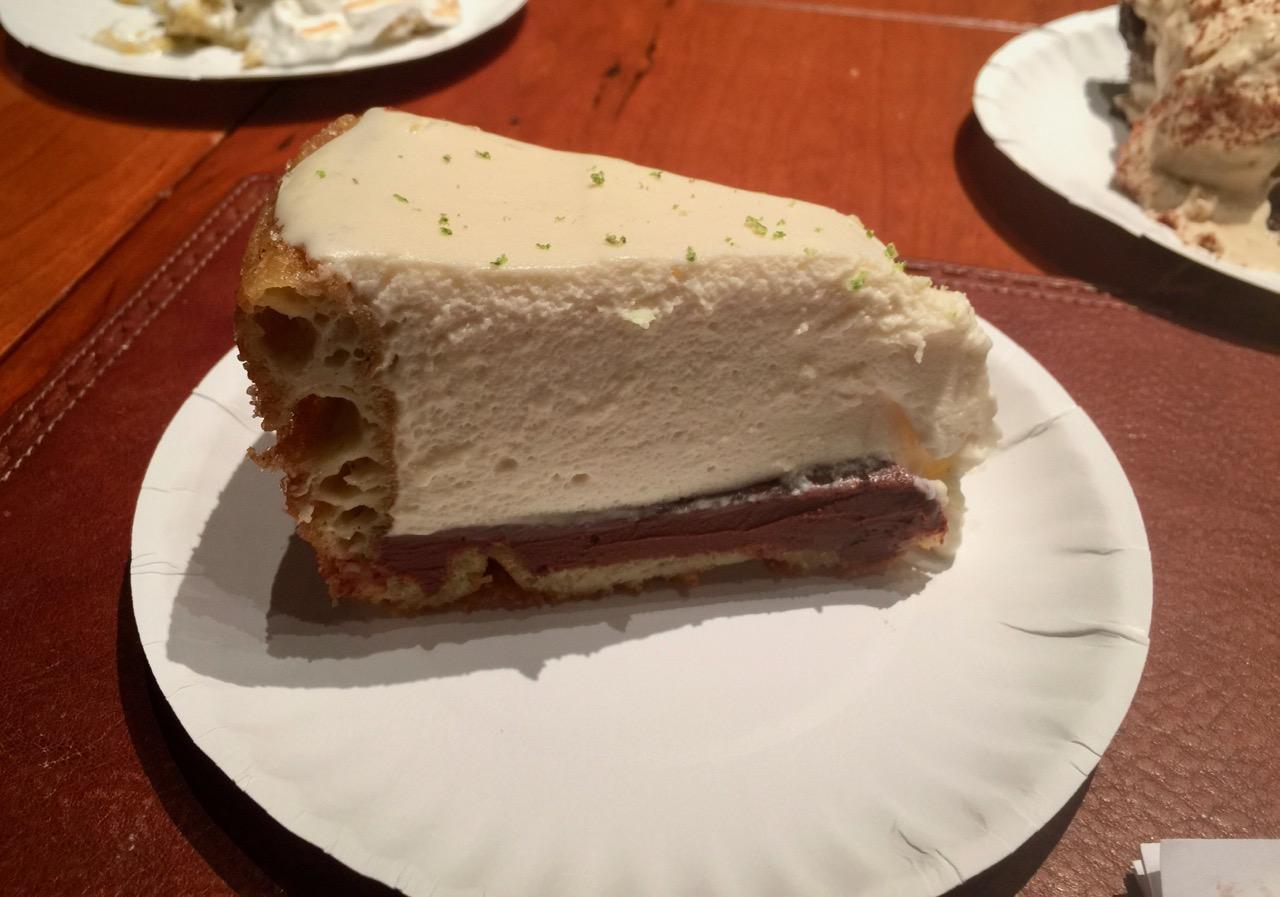 Creative: Churro Pie with Cajeta