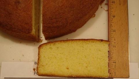Bleached Cake Flour