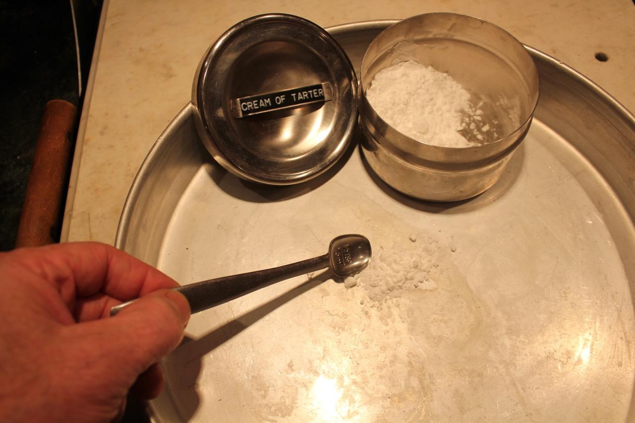 cream of tartar for pan