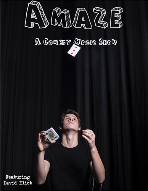 AMAZE - A Comedy Magic Show
