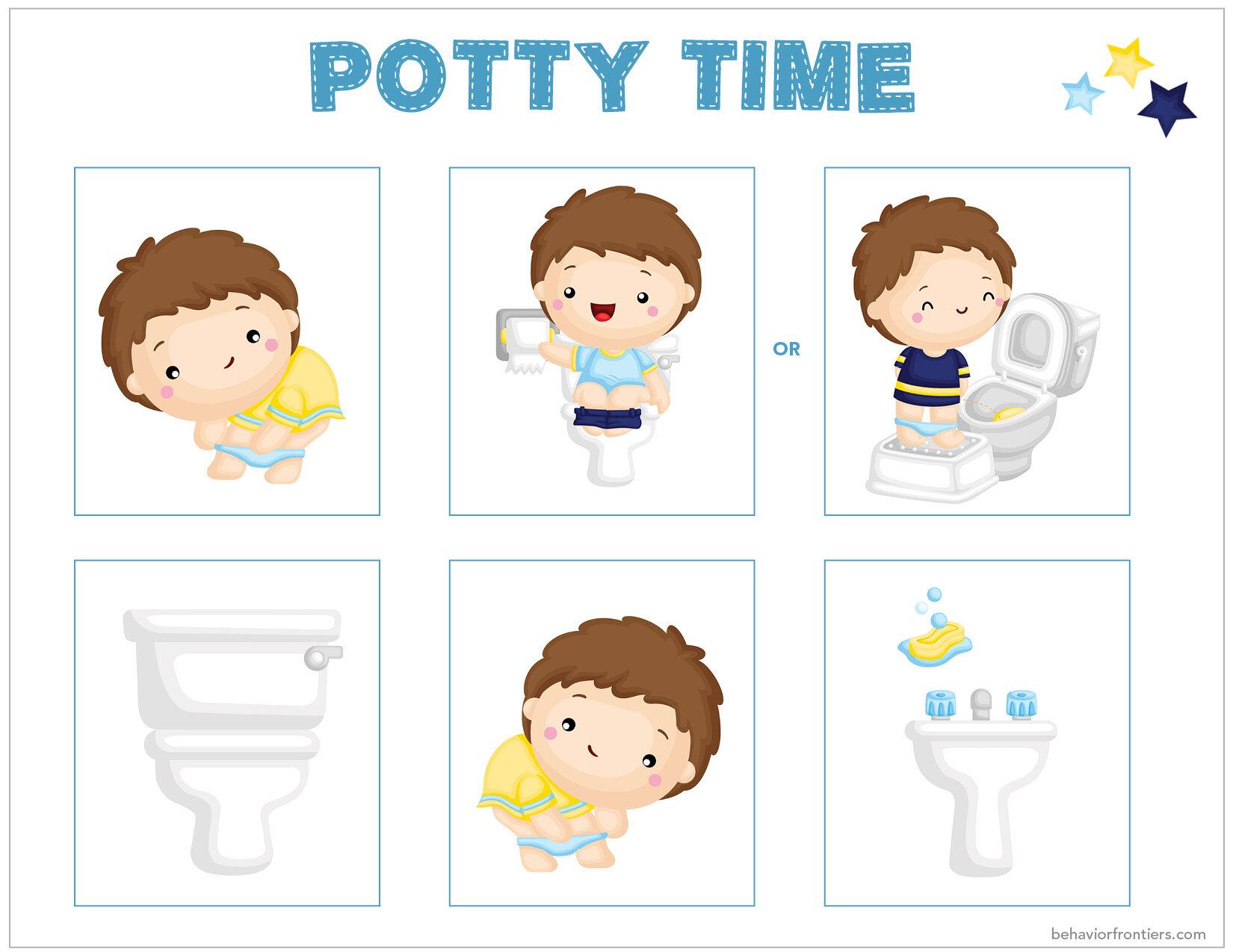 Toilet Training Children With Autism — Behavior Frontiers