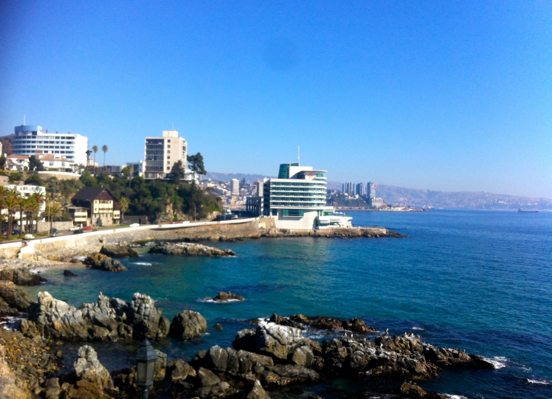 Vina Del Mar, The Chilean Riviera