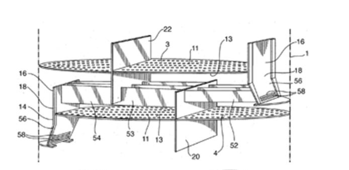 ADE Extraction Tray Patent View