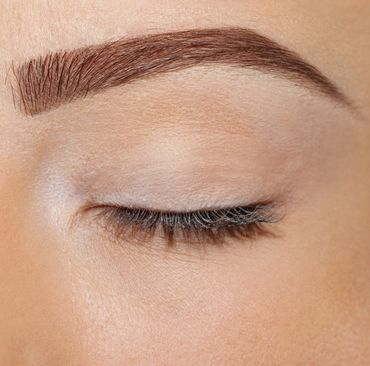 Powder Brows are also a trending type of permanent make-up, where through the process of inserting pigment into the upper layers of skin, We create the desired fullness and design of the eyebrows. The effects will be waterproof, smudge-proof and completely realistic. It lasts longer than Microblading, typically requiring a touch-up every 2 or 3 years depending on the client's skin type, lifestyle and various other factors.