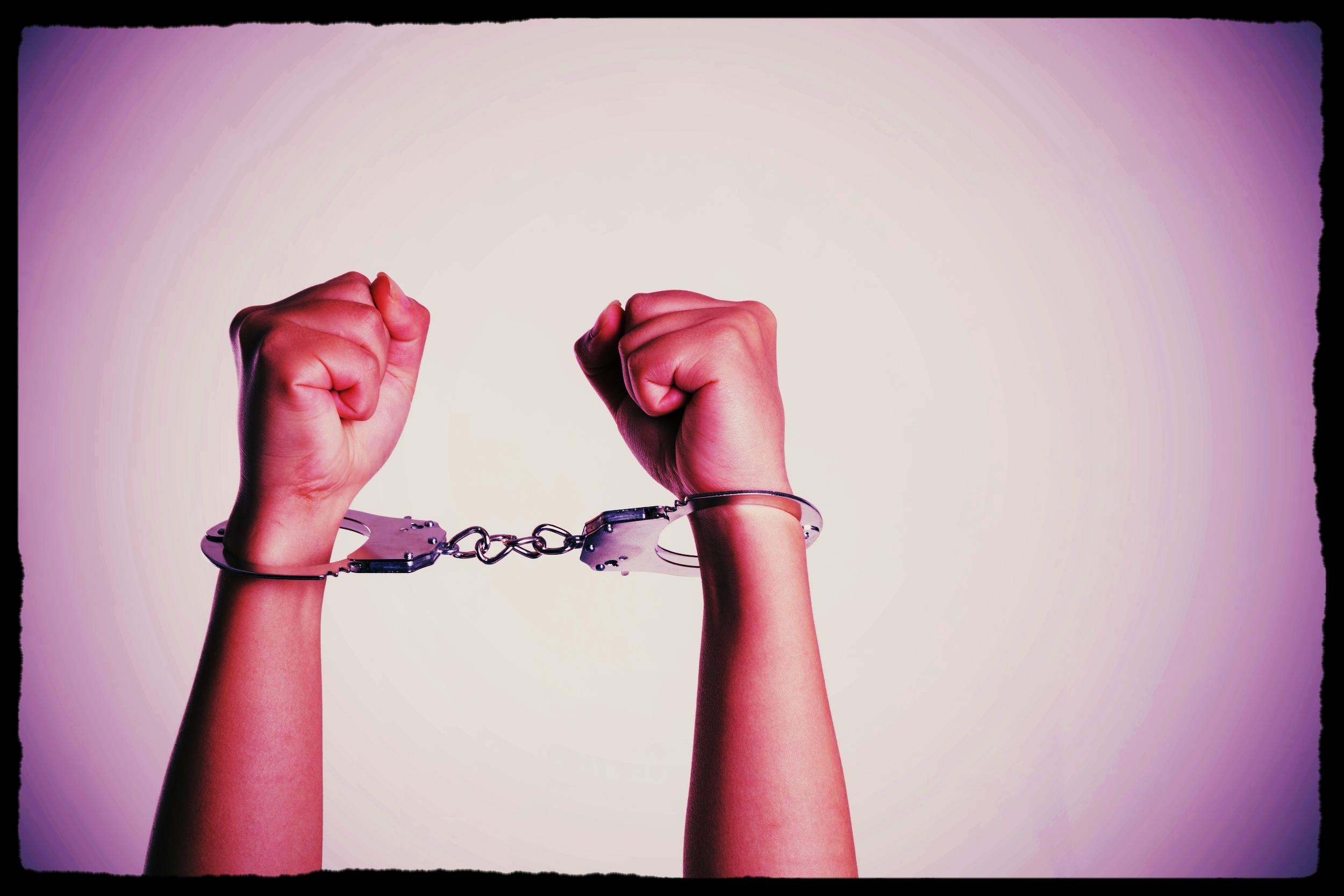 Arrested -