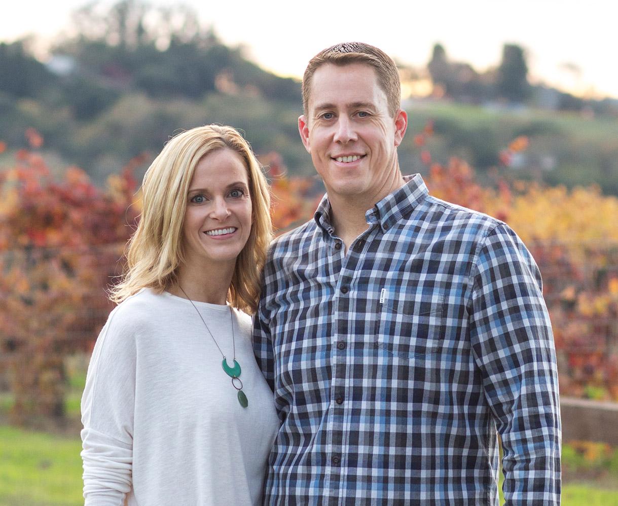 Mindy and Jeremy Kreck