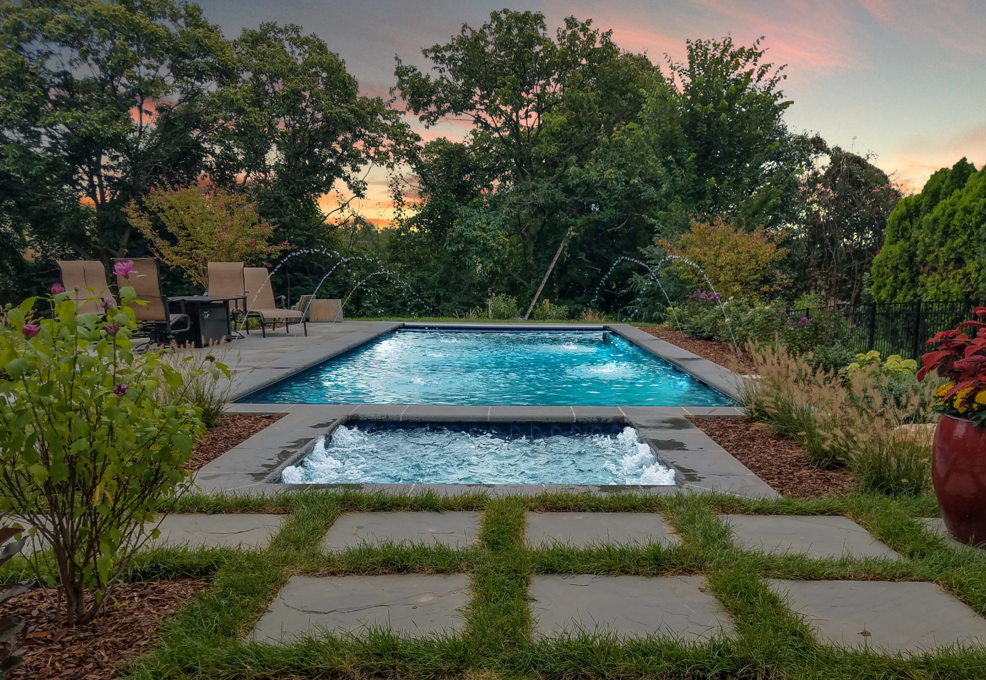 Modern Pool Designs That Create A Chic And Urban Look Perfect Pools