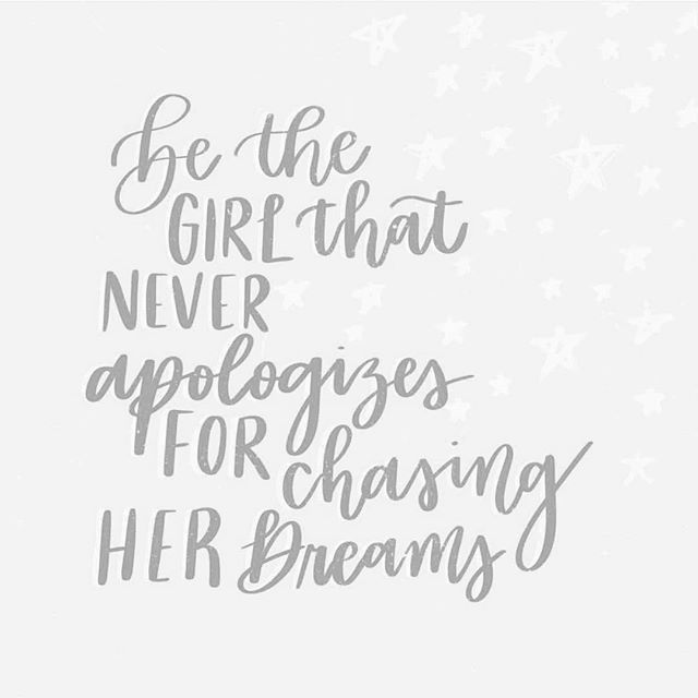 Dream all the dreams, then turn them into reality.  #youcandoit #chaseyourdream #empoweringwomen #empoweringquotes #empoweringyouth #thinkwomen #futureyouthrecords #useyourvoice #ourfuture